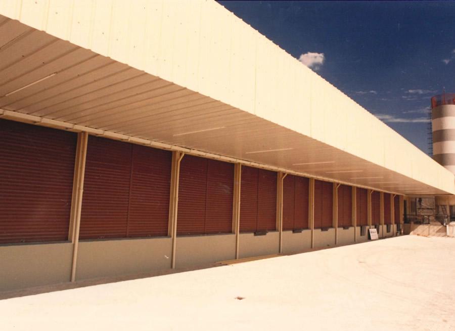 Centro de distribuição – Belo Horizonte – MG – 001