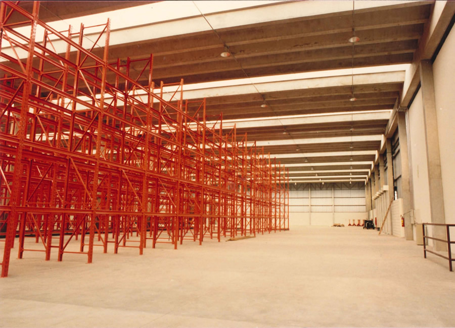 Centro de distribuição – Belo Horizonte – MG – 002