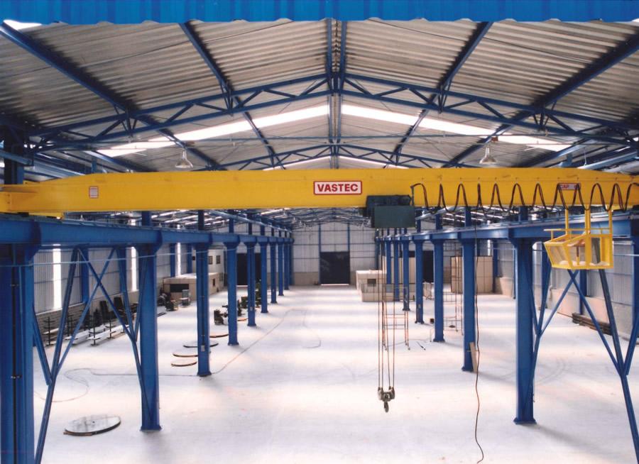 Industrial Contagem – MG – Fábrica Reatores 002