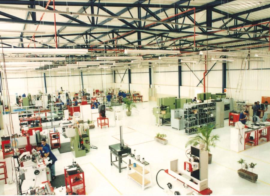 Industrial Ibirité – Ferramentas de Precisão – MG – 002