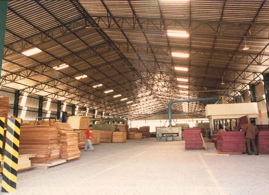 Industrial Santa Luzia – MG – Compensados 001
